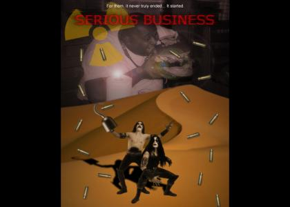 Serious Business: The Movie