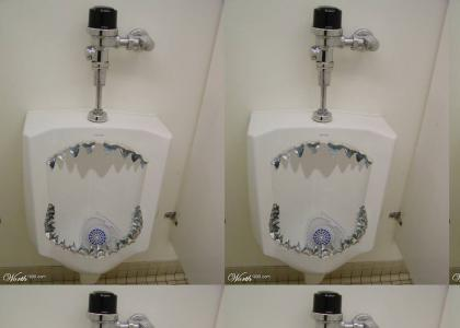 Killer Urinal