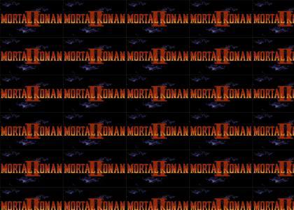 Conan O Brien Mortal Kombat!