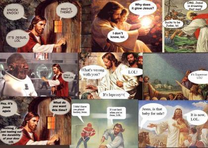 LOWEL, JESUS