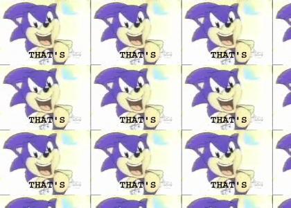 Sonic talks about YTMND