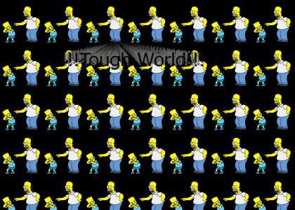 Poor Bart