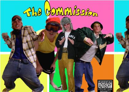 The Commission:  Last Scratch (track 14)