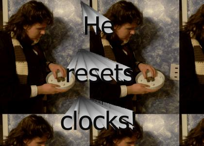 The REAL reason Dr. Who is a Time Lord