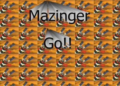MAZINGER GO