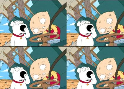family guy - Stewie can navigate