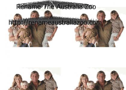 Make it irwin's zoo