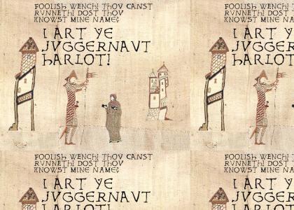 Medieval Juggernaut