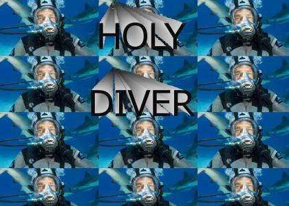 Mike Rowe is Diving which means......