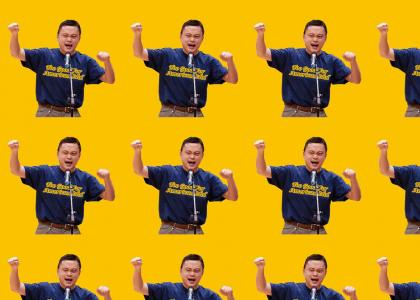 William Hung's New Hit Song