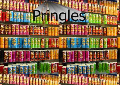 Radiohead Loves Pringles