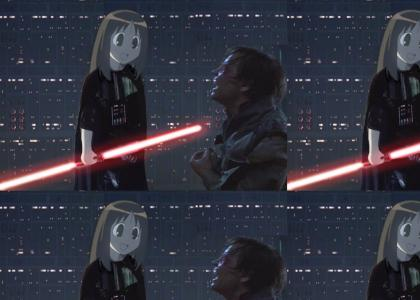 Osaka's Son (Azumanga Star Wars)