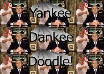 Gordon Ramsay choice words for George W. Bush