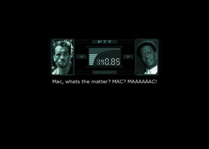 Metal Gear Bernie Mac