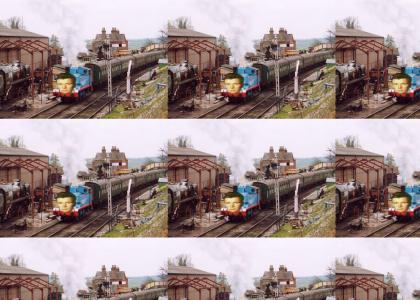 Thomas the Rick Astley Engine?