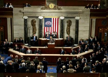 Bob Barker addresses congress
