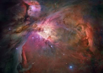 The Monsters Nebula (Orion)