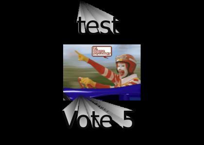test - Vote 5