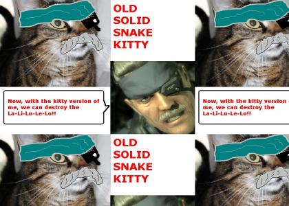 The Cats of MGS