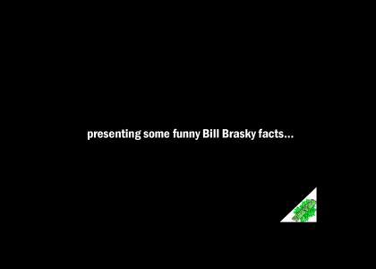 YESYES: Bill Brasky Facts