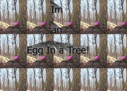 Kurt Cobain is an Egg In a Tree