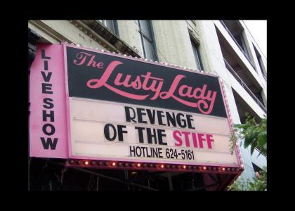 Revenge of The STIFF
