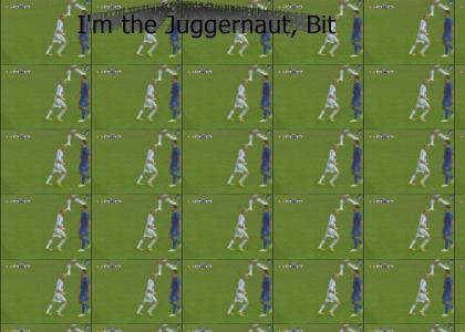 Zidane Juggernaut