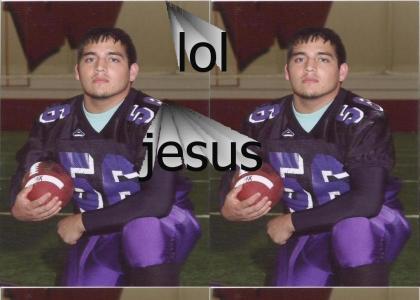 jesus the mexican boy