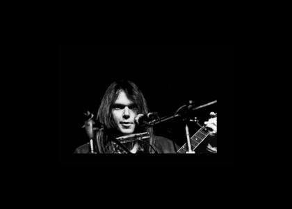 Neil Young's wildest dreams