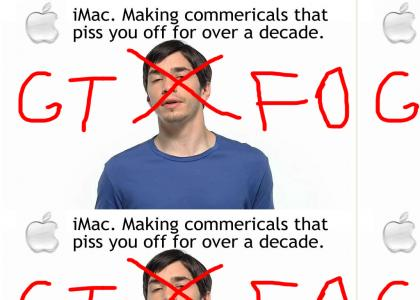 Anyone Else Hate Mac Commercials?