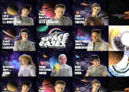 Space Cases: Season One