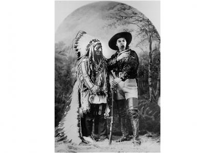 Daxflame and Sitting Bull
