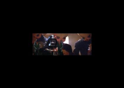 Darth Vader's Guilty Pleasure