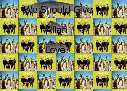 Weezer Worships Allah!?