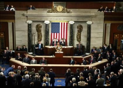 Ace Ventura Addresses Congress