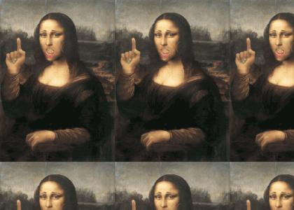 Mona LisaMakes Me Feel