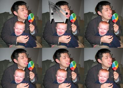 Asians>babies