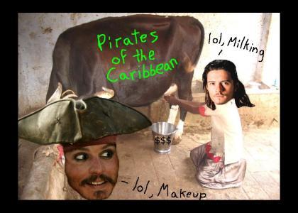 Pirates 4 Sneak Preview