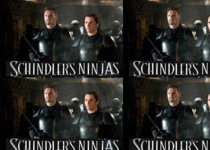 Schindler's Ninjas