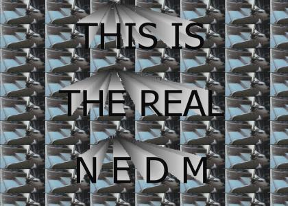 Real NEDM
