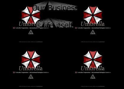 The Umbrella Corporation.