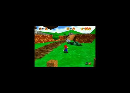 Super Mario N64 Kid