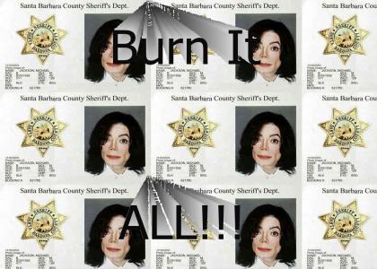 Burn michael