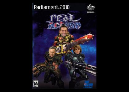 (Un)real Action feat. Tony Abbott