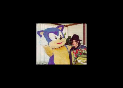 Sonic give's advice on Michael Jackson