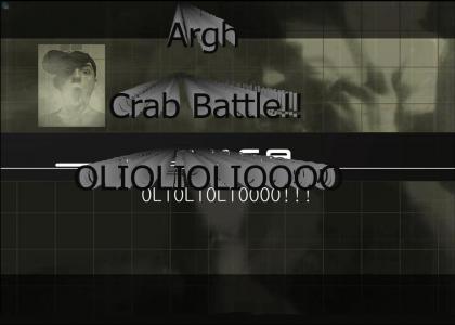 Metal Gear Solid 3: Crab Battle