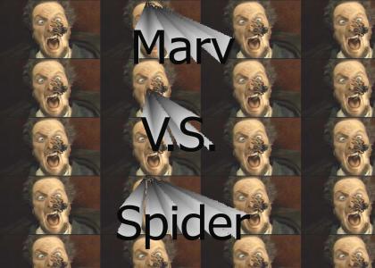 Marv V.S. Spider.