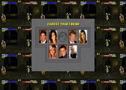 Mortal Kombat Friends
