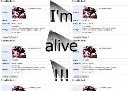 Johnny 5 myspace suicide