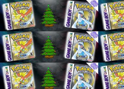 Pokémon: Christmas Edition (PTKFGS)